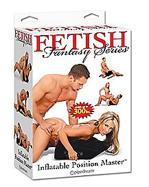 Inflatable Position Master - Fetish Fantasy