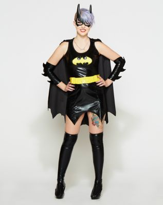 Adult Batgirl Costume - DC Comics - Size Adult Small - by Spencer