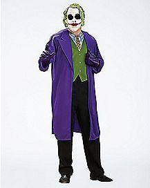 Adult The Joker Costume - Batman the Dark Knight