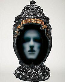 Haunted Ash Urn Prop - Decorations