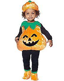 Baby Lil' Pumpkin Costume