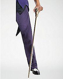 Gold Joker Cane - Batman