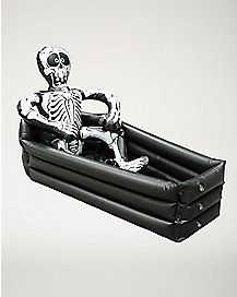 Inflatable Coffin Cooler- Decorations