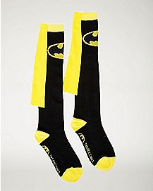 Caped Batman Socks - DC Comics