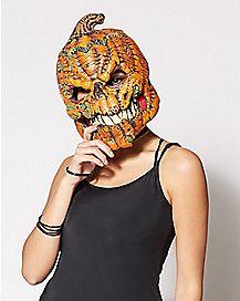 Animotion Pumpkin Mask
