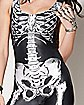 Holographic Skeleton Catsuit