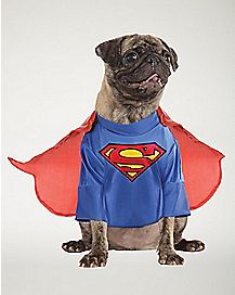 Superman Pet Costume - Superman