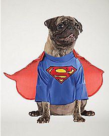 Superman Dog Costume - Superman