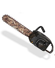 Animated Chainsaw Prop