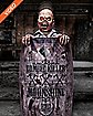 5 Ft Moonshine Barrel Zombie Animatronics - Decorations