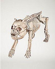 18 in Skeleton Dog - Decorations