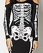 Adult Skelebones Dress Costume