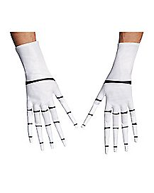 Jack Skellington Gloves - The Nightmare Before Christmas