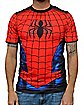 Sublimated Spiderman T-Shirt- Marvel Comics