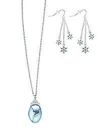 Elsa Jewelry Set Deluxe - Frozen