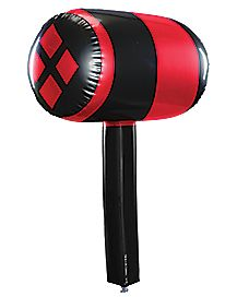 Inflatable Harley Quinn Mallet - Batman