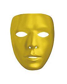 Yellow Mask
