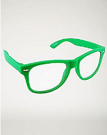 Green Glasses