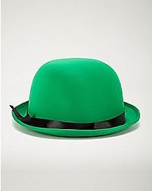 Green Derby Hat