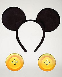 Mickey Mouse Costume Kit - Disney