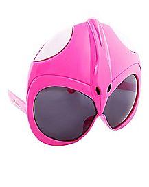 Pink Power Ranger Glasses - Power Rangers