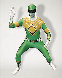 Adult Green Ranger Costume - Power Rangers