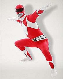 Adult Red Ranger Costume - Power Rangers