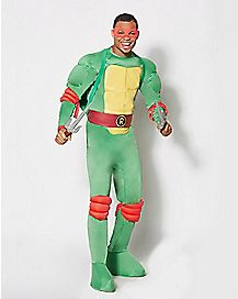 Adult Raphael Costume Deluxe - TMNT