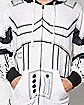 Adult Hooded Storm Trooper Union Star Wars One-Piece Pajamas