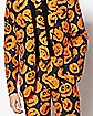Adult Spooky Pumpkin Suit