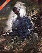 28.5 Inch Smoldering Zombie Groundbreaker Animatronics - Decorations