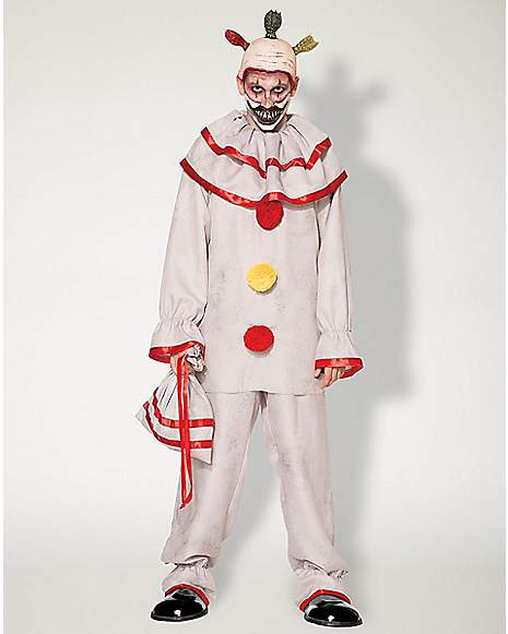 Adult Twisty The Clown Plus Size Costume