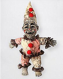 Haunted Clown Doll
