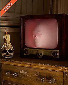 14.5 Inch Terror TV Animatronics - Decorations
