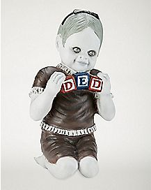 Ded Blocks Zombie Baby - Decorations