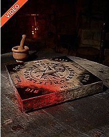14 Inch Haunted Séance Board Animatronics - Decorations