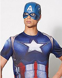 Captain America Mask - Captain America