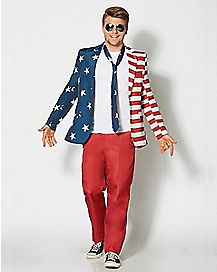 American Flag Suit
