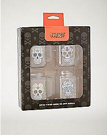 Mini Mason Jar Shot Glasses 4 Pack - 1.5 oz