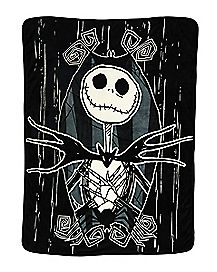 Jack Skellington Blanket - The Nightmare Before Christmas