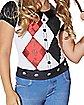 Kids Harley Quinn Costume - DC Girls
