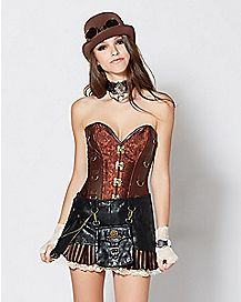 Girls Corset Costumes