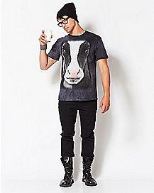 Cow Face T Shirt