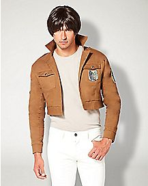 Scout Jacket and Wig Set - Attack on Titan