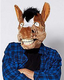 Animotion Horse Mask