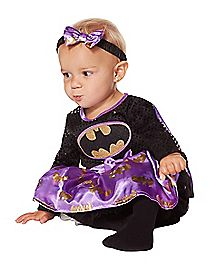 Baby Batgirl Dress - DC Comics