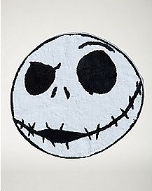 Jack Skellington Bath Rug - The Nightmare Before Christmas