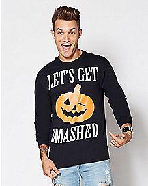 Let's Get Smashed Long Sleeve Shirt