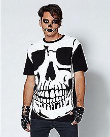 Reaper Skeleton T Shirt