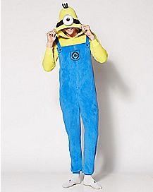 Minion One Piece Pajama - Despicable Me